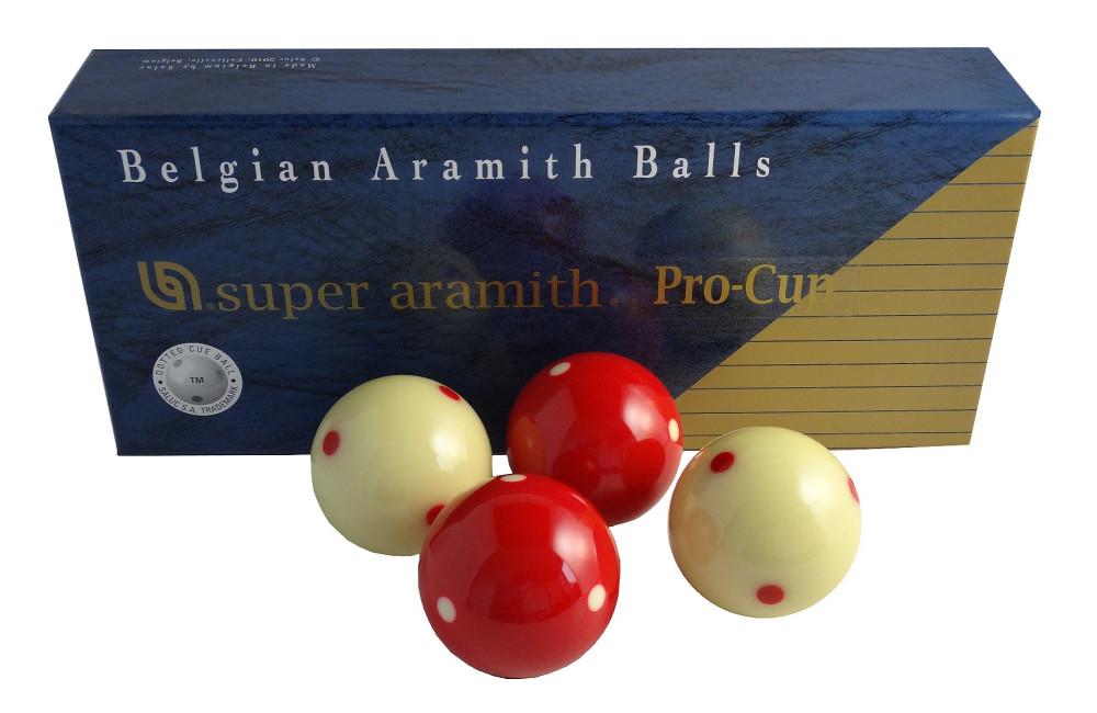 Ballenset Golfbiljart Super Aramith Pro Cup Kopen Op