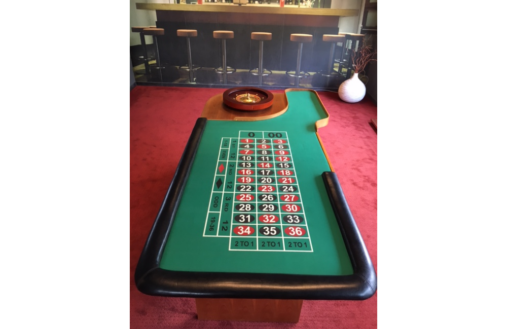 Roulette Tafel Kopen : Roulettetafel deluxe kopen op amusement be