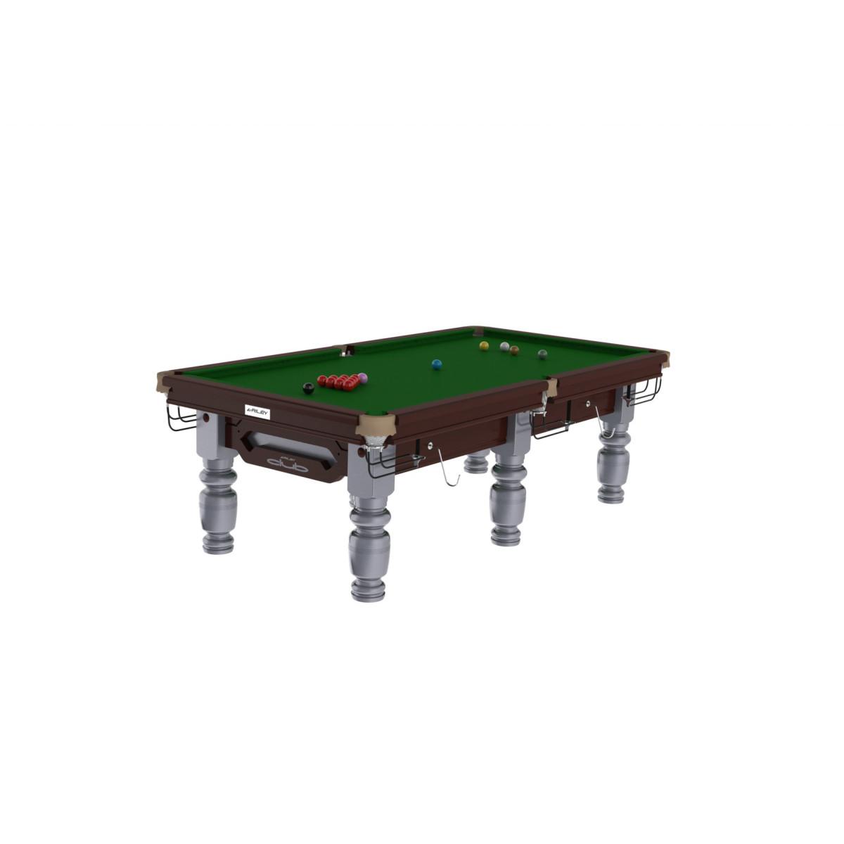 Snooker 8ft Riley Club Mahogany Kopen Op Amusement Be