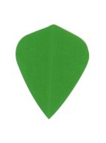 Dart Veer Poly 10 sets kite groen