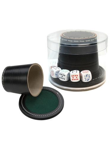 Poker hoed compleet verpakt - Chapeau