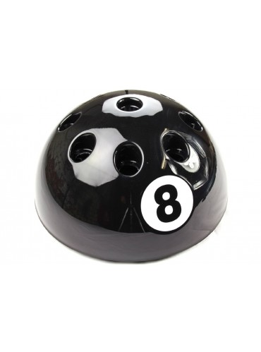 Rek Staander 8-Ball zwart
