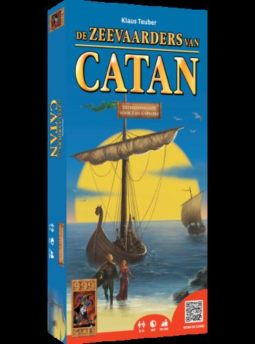 Kolonisten Van Catan Uitbreiding 5/6 spelers: De Zeevaarders
