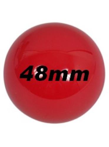 Ballen - los 48mm rood