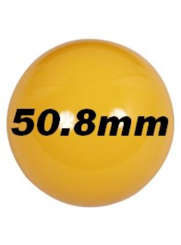 Ballen - Los 50,8mm geel