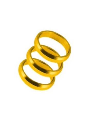 Harrows Supergrip spare rings - goud