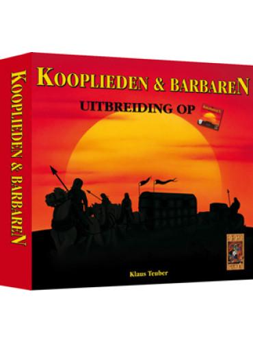 Kolonisten van Catan Uitbreidingsset: Kooplieden & Barbaren 2007