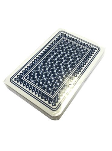 Kaartspel Carlton 32 kaarten Piket - frans - blauw
