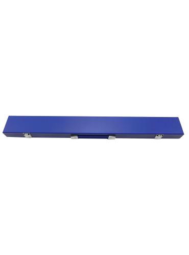 Keukoffer 3-vak blauw