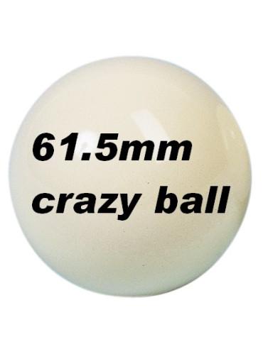 Ballen - Los 61,5mm CRAZY wit