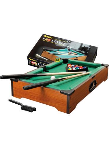Philos Mini Poolbiljart Tafelspel