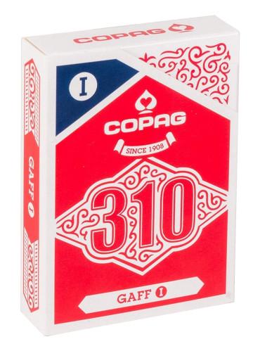 Goochelkaarten Copag 310 Gaff