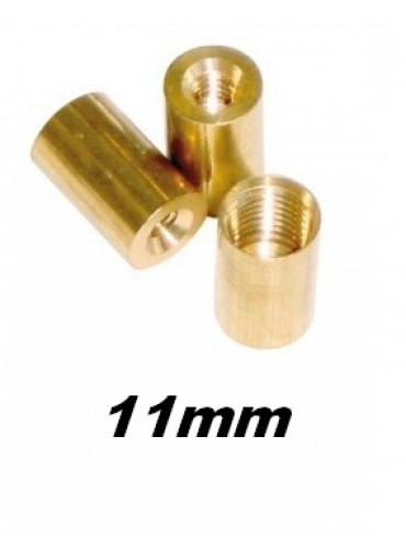 Beentje Koper Schroefpomm 11mm