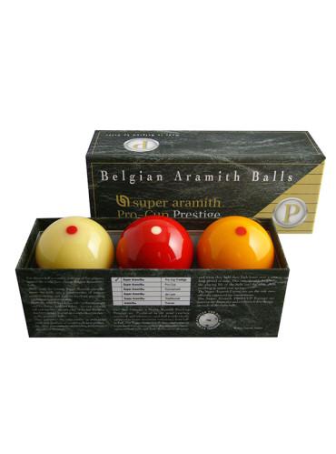 Ballen - Super Aramith Pro-Cup Prestige