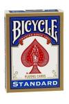 Pokerkaarten Bicycle Standard Index - blauw