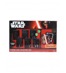 Kaartspelen Star Wars Collector's set