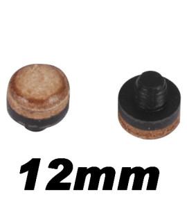 Schroef Pomerans plastic 12mm
