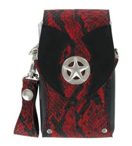 Bull's Hatch Snakeskin Pak Black Redg