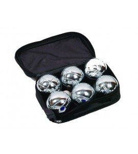 Petanqueballen Standaard Set van 6