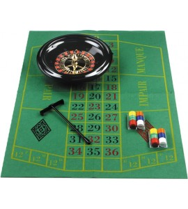 Spelset Roulette 30cm