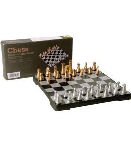 Reis schaak set magnetisch