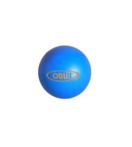 Petanque doelbal Obut hout blauw