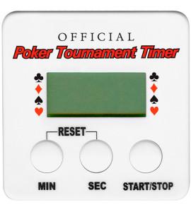 Poker - Officiële Tornooi Timer