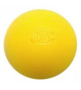 Bal Tafelvoetbal Kunststof geel JGC