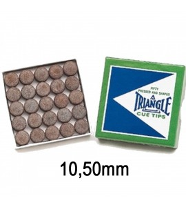 Pomerans Triangle 10,50mm/50 stuks