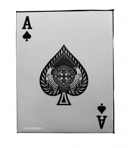Portefeuille Poker Ace