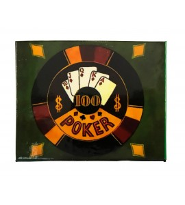 Portefeuille Poker Kingaa
