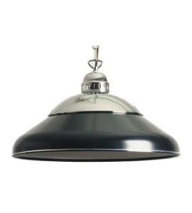 Lichtscherm 45cm Zwart