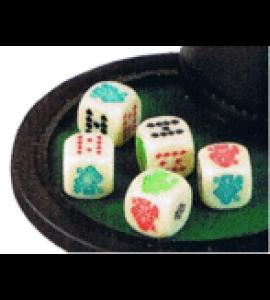 Poker Dobbelstenen 20mm