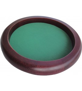 Afgooipiste - Hout Rond 35cm