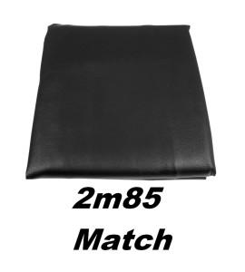 Afdekzeil Zwart dik/ruglaag 2m85 Match