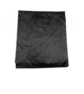 Afdekzeil Zwart Nylon met Elastiek 7ft