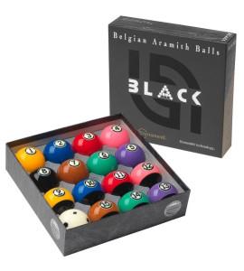 Aramith Tournament Black Set