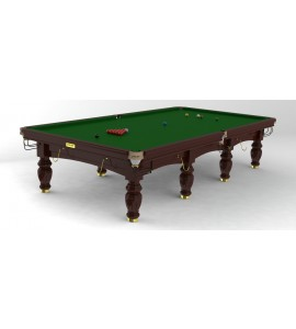 Snooker 12ft Riley Renaissance - Steelblock