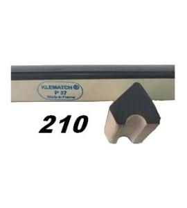 Band rubber Kleber voor 210