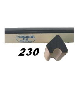 Band rubber Kleber voor 230
