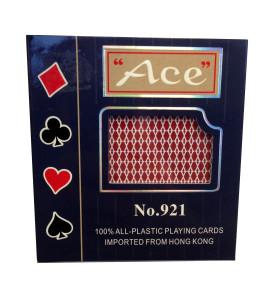 Kaartspel 100% Plastic + doos