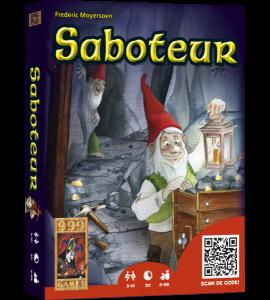 Kaartspel 999 Saboteur