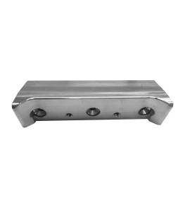 Aluminium Achterstuk voor Balkapje
