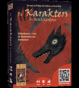 Kaartspel 999 De Karakters in Wakkerdam