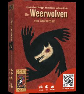 Kaartspel 999 Weerwolven van Wakkerdam