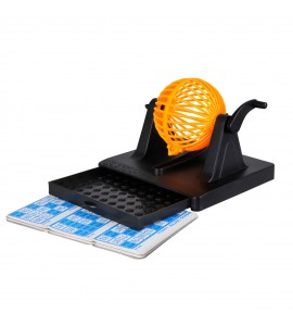 Bingo Trommel Plastic