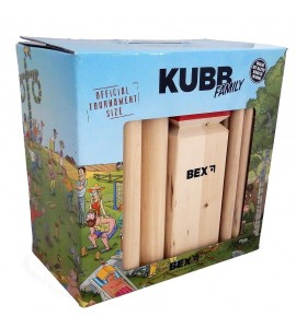 Kubb Werpspel Semi Pro