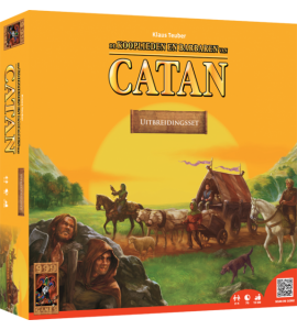 Kolonisten van Catan Uitbreidingsset: Kooplieden & Barbaren