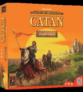 Kolonisten van Catan Uitbreidingsset: Steden & Ridders