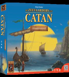 Kolonisten van Catan Uitbreidingsset: De Zeevaarders